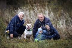 Familien mit Tier sind bei mir auch herzlich willkommen