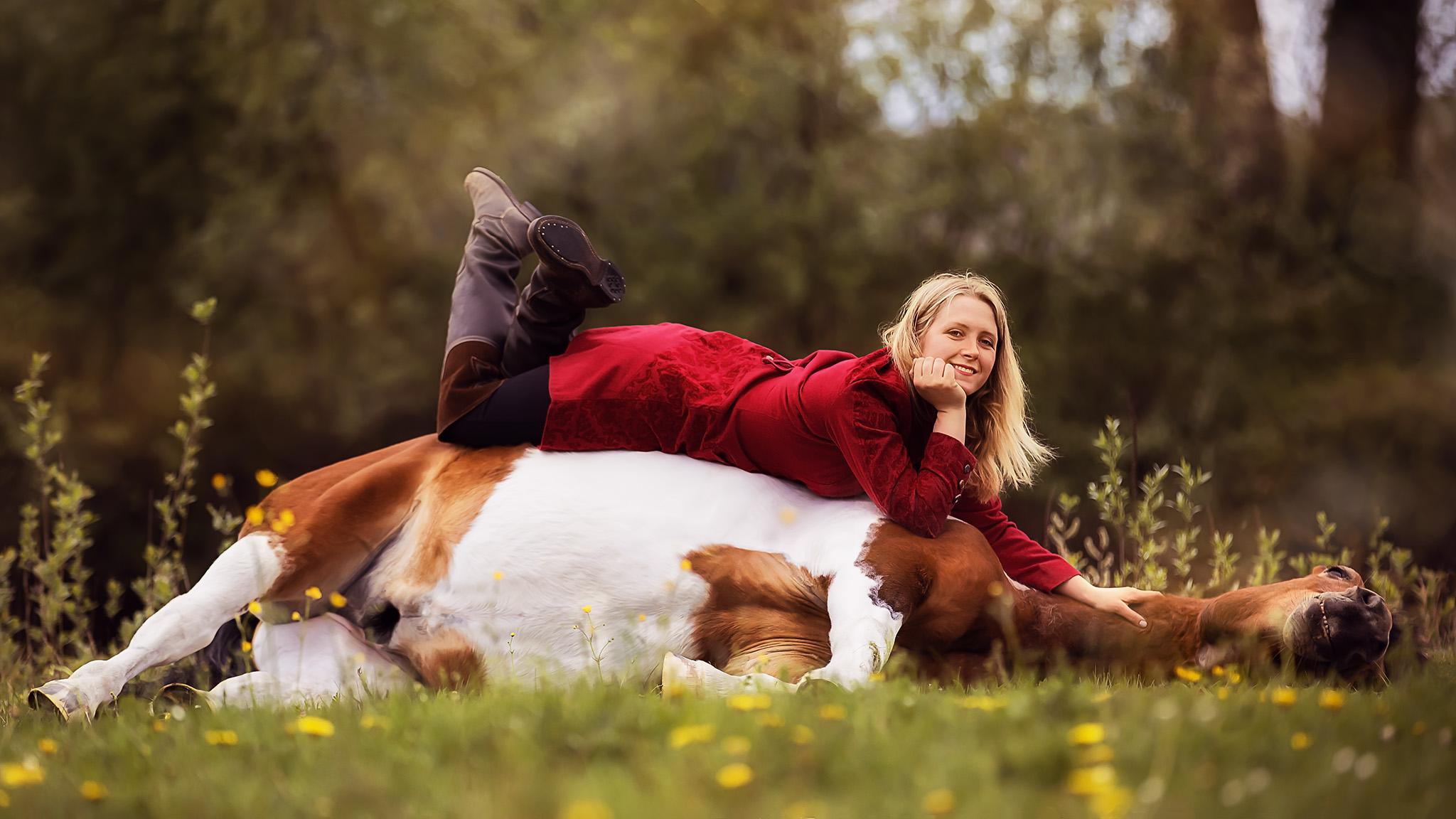 Fotoworkshop rund ums Pferd in Frankreich (Elsass)