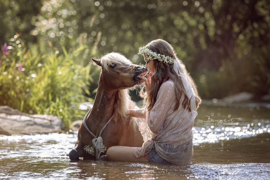 Liberty with Horses - Gib mir ein Küsschen Barbie Girl